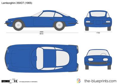 Lamborghini 350GT