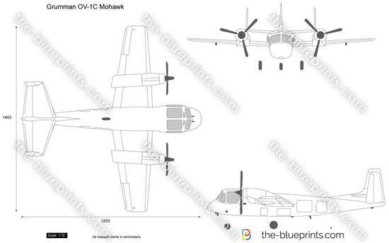 Grumman OV-1C Mohawk