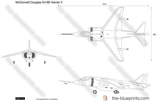 McDonnell Douglas AV-8B Harrier II