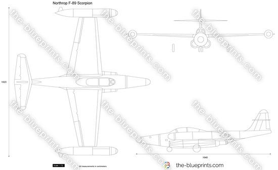 Northrop F-89 Scorpion