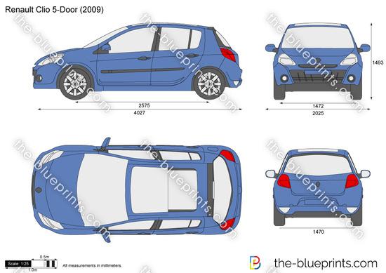 Renault Clio 5-Door