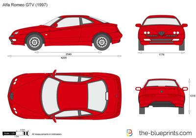 Alfa Romeo GTV (1997)