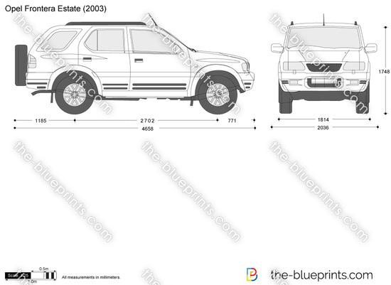 Opel Frontera Estate