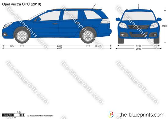 Opel Vectra Wagon OPC