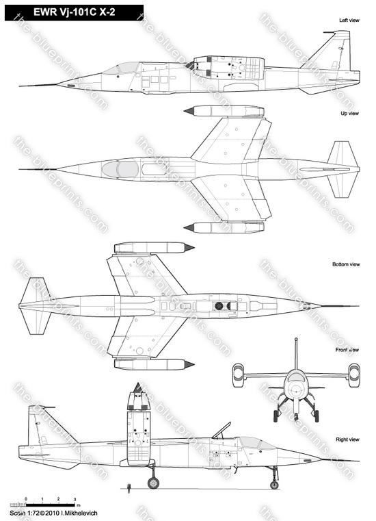 EWR VJ 101c X-2