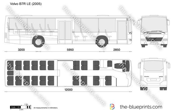 Volvo B7R LE