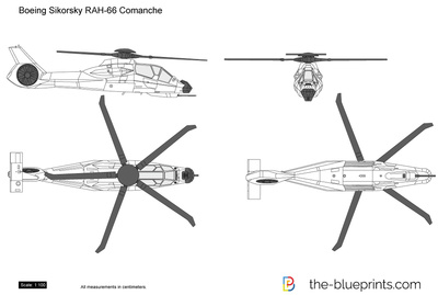 Boeing Sikorsky RAH-66 Comanche