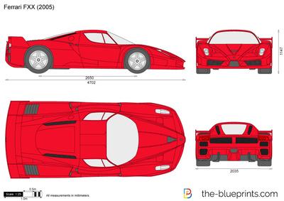 Ferrari FXX (2005)