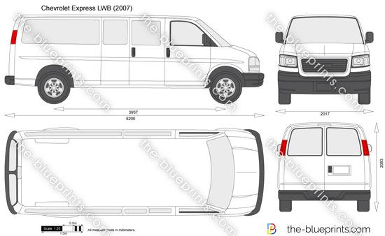 Chevrolet Express LWB