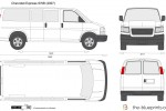 Chevrolet Express SWB