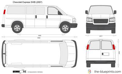 Chevrolet Express SWB