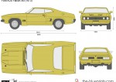Ford Falcon XB AUS