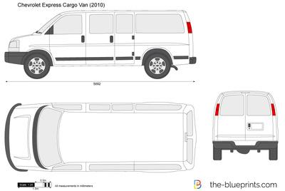 Chevrolet Express Cargo Van (2010)