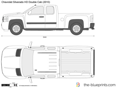 Chevrolet Silverado HD Double Cab