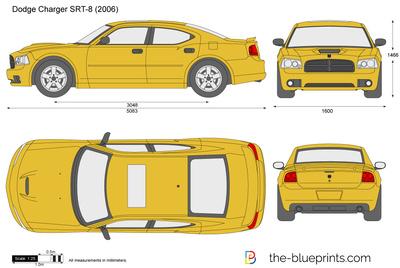 Dodge Charger SRT-8 (2006)