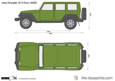Jeep Wrangler 5-Door