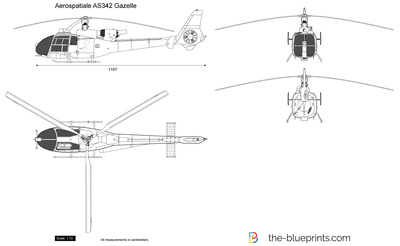 Aerospatiale AS342 Gazelle