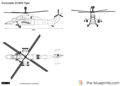 Eurocopter EC665 Tiger