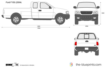 Mid on Ford Ranger Blueprint