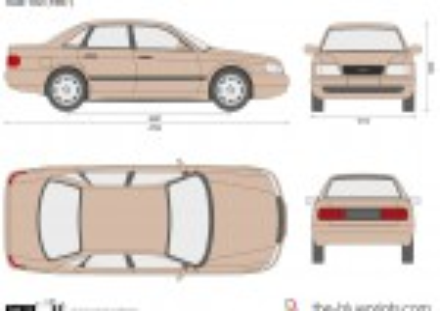 Audi 100 (1991)