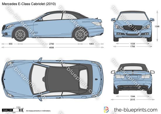 Mercedes-Benz E-Class Cabriolet W212