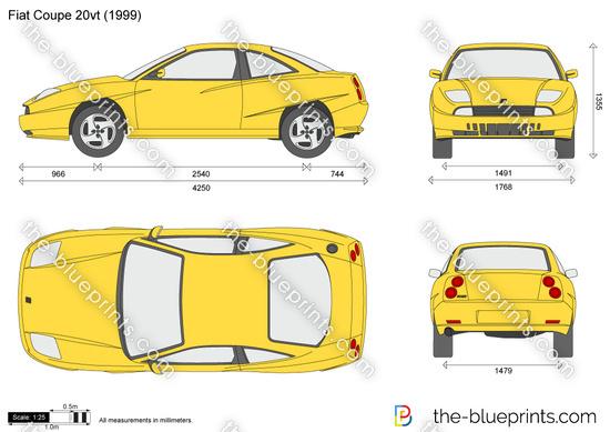 Fiat Coupe 20vt