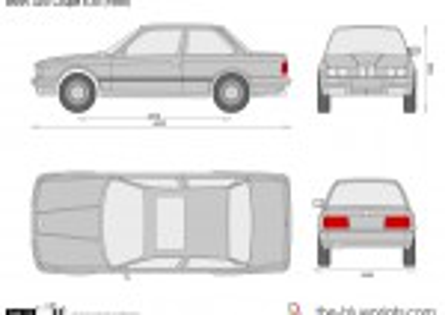 BMW 325i Coupe E30