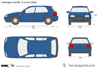 Volkswagen Golf IV 5-Door