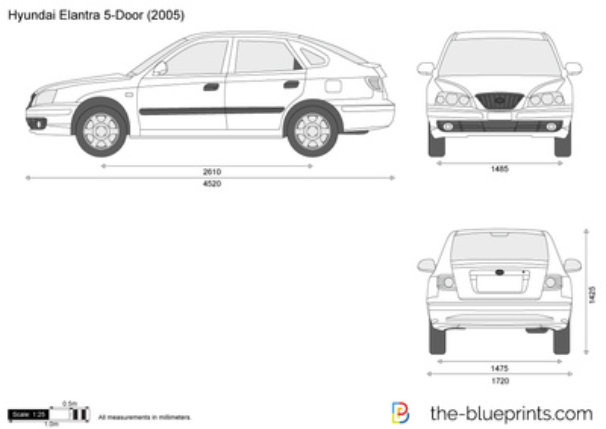 Hyundai Elantra 5-Door