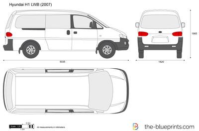 Hyundai H1 LWB