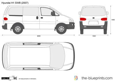 Hyundai H1 SWB