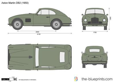 Aston Martin DB2 (1950)