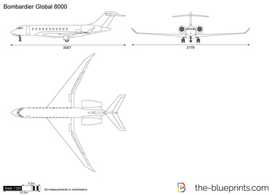 Bombardier Global 8000