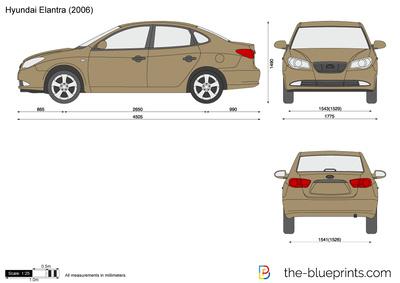 Hyundai Elantra (2006)