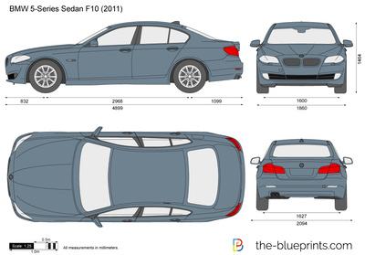 BMW 5-Series Sedan F10