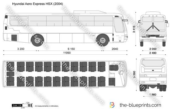 Hyundai Aero Express HSX