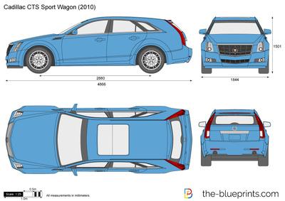 Cadillac CTS Sport Wagon (2011)