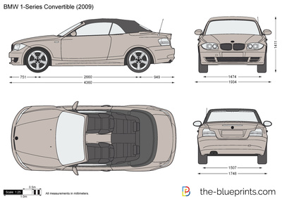 BMW 1-Series Convertible E88