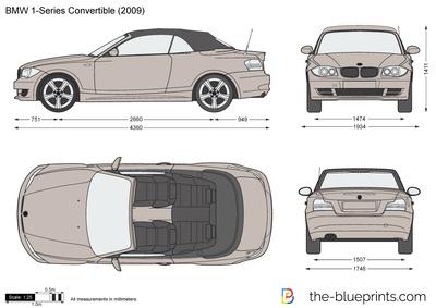 BMW 1-Series Convertible E88 (2009)