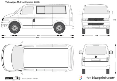 Volkswagen Multivan Highline