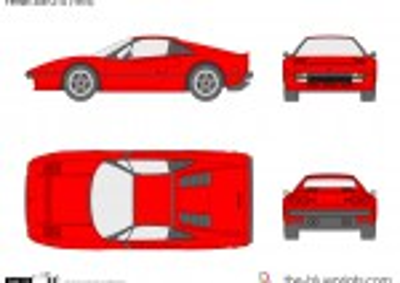 Ferrari 308 GTS (1983)