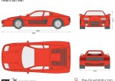 Ferrari F512M (1994)