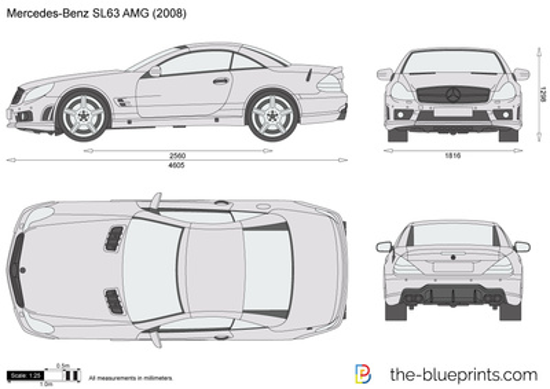 Mercedes-Benz SL63 AMG R230