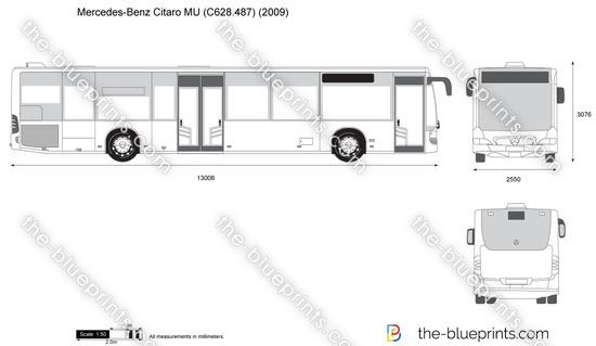 Mercedes-Benz Citaro MU (C628.487)
