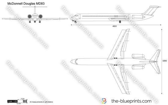 McDonnell Douglas MD83