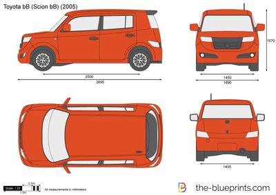 Toyota bB (Scion bB)