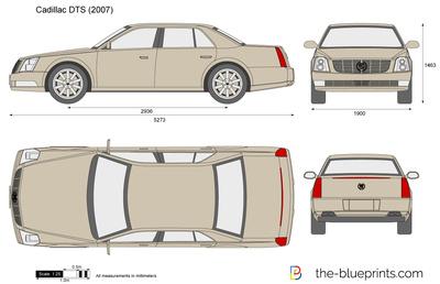 Cadillac DTS (2011)