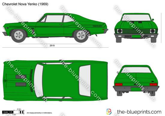 Chevrolet Nova Yenko