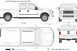 Ford F-250 Super Duty Crew Cab SWB 156