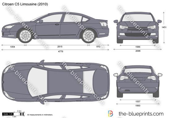Citroen C5 Limousine